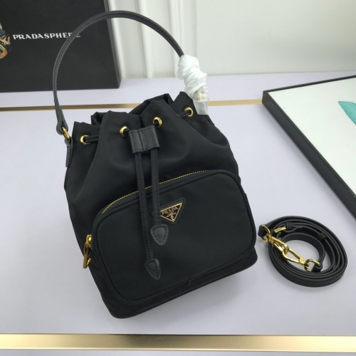 Prada AAA Quality Messeger Bags For Women #855056