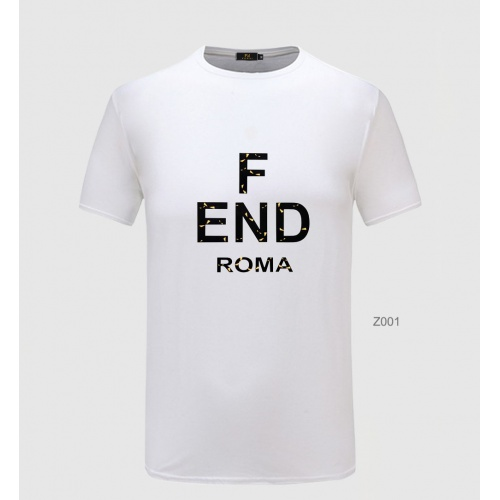 Fendi T-Shirts Short Sleeved For Men #855100