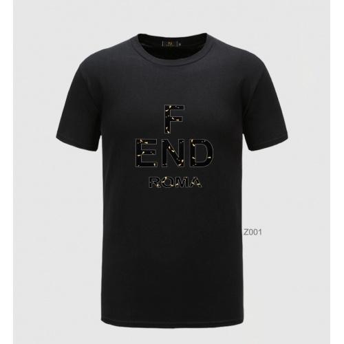 Fendi T-Shirts Short Sleeved For Men #855101