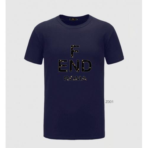 Fendi T-Shirts Short Sleeved For Men #855102