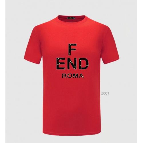 Fendi T-Shirts Short Sleeved For Men #855104