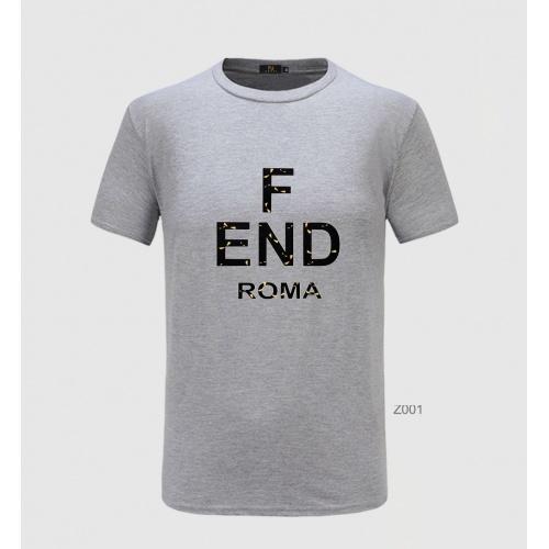 Fendi T-Shirts Short Sleeved For Men #855105