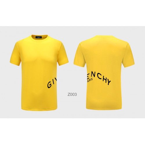 Givenchy T-Shirts Short Sleeved For Men #855121 $27.00 USD, Wholesale Replica Givenchy T-Shirts