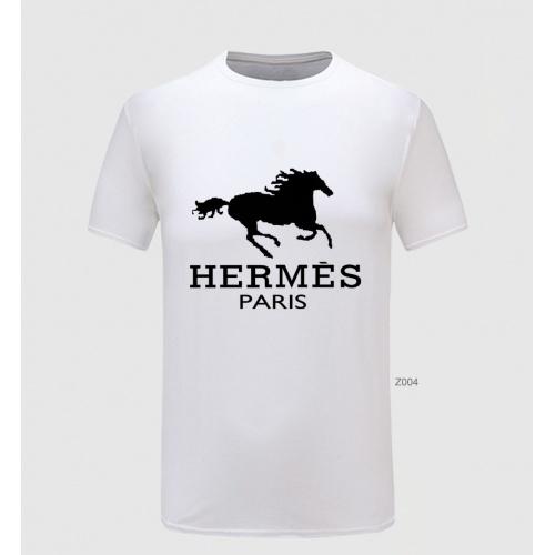 Hermes T-Shirts Short Sleeved For Men #855127