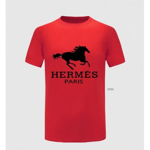 Hermes T-Shirts Short Sleeved For Men #855129