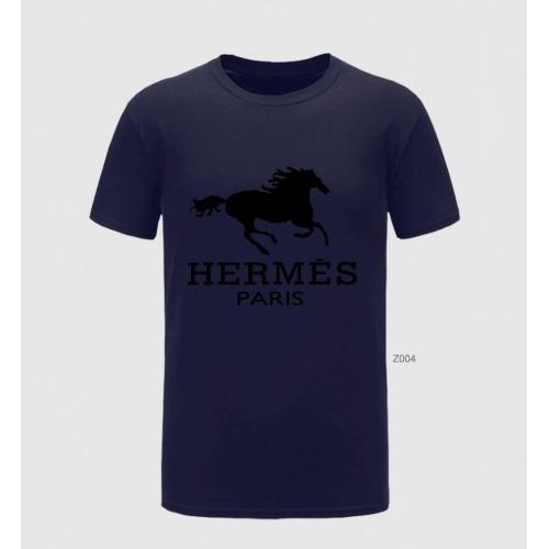 Hermes T-Shirts Short Sleeved For Men #855131