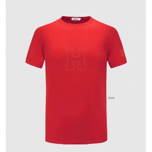 Hermes T-Shirts Short Sleeved For Men #855136