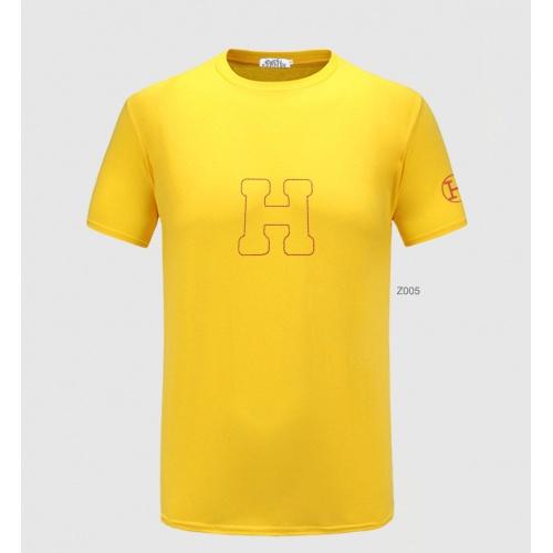 Hermes T-Shirts Short Sleeved For Men #855140
