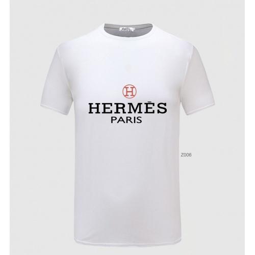 Hermes T-Shirts Short Sleeved For Men #855141