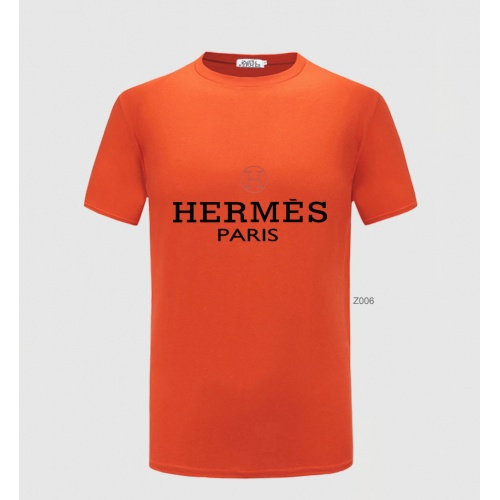 Hermes T-Shirts Short Sleeved For Men #855145