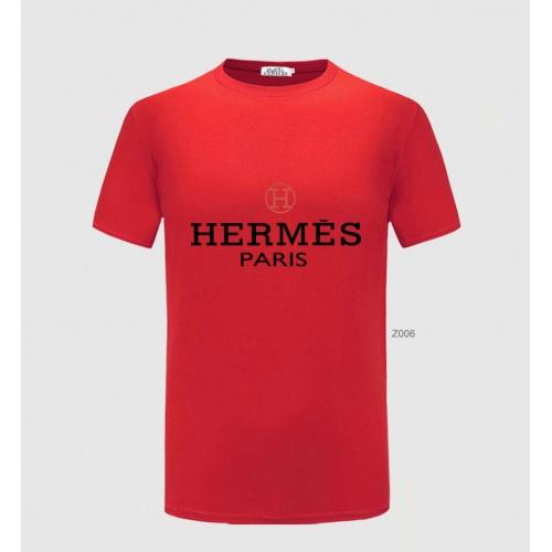 Hermes T-Shirts Short Sleeved For Men #855146