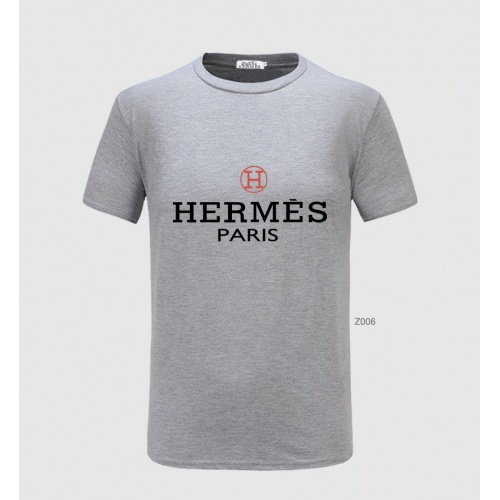 Hermes T-Shirts Short Sleeved For Men #855147