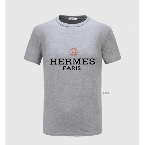 Hermes T-Shirts Short Sleeved For Men #855147