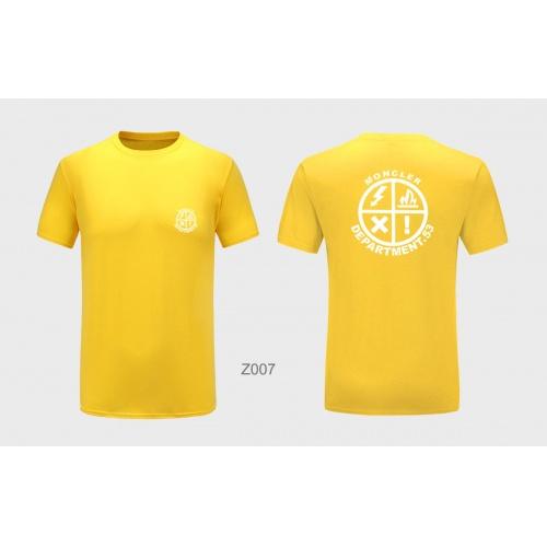 Moncler T-Shirts Short Sleeved For Men #855149