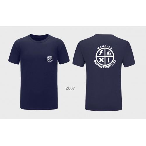 Moncler T-Shirts Short Sleeved For Men #855151