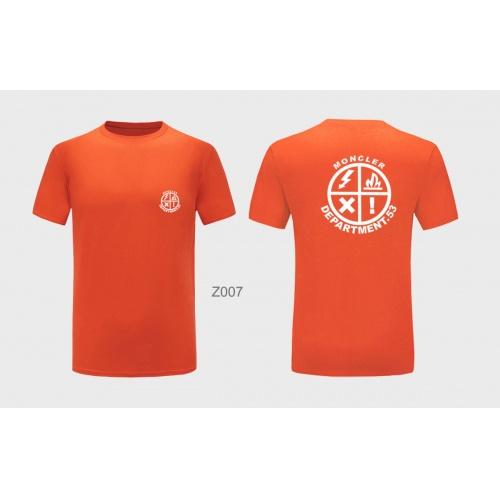 Moncler T-Shirts Short Sleeved For Men #855152