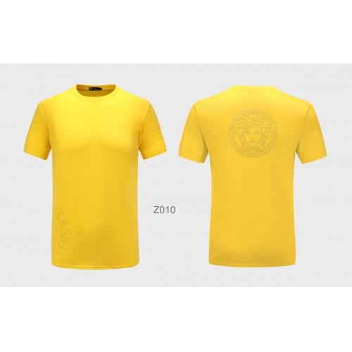 Versace T-Shirts Short Sleeved For Men #855170