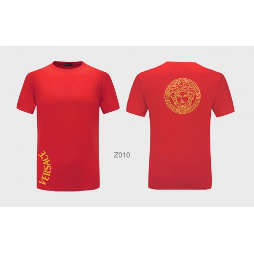 Versace T-Shirts Short Sleeved For Men #855174 $27.00, Wholesale Replica Versace T-Shirts