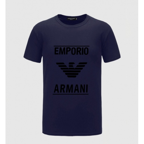 Armani T-Shirts Short Sleeved For Men #855184