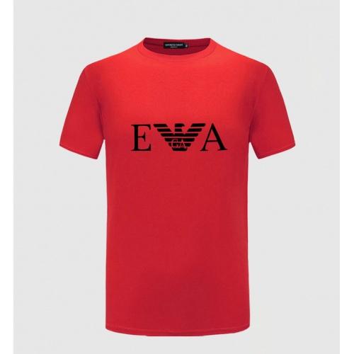Armani T-Shirts Short Sleeved For Men #855193