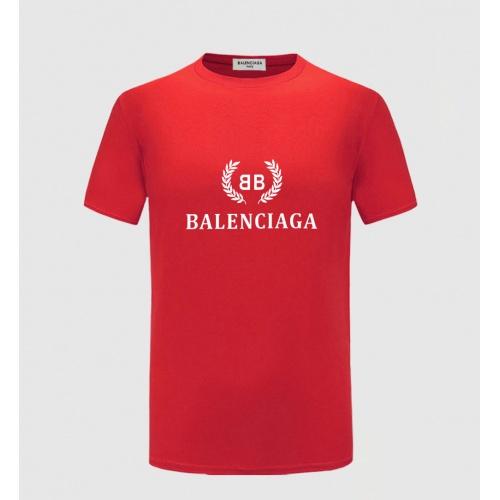 Balenciaga T-Shirts Short Sleeved For Men #855218