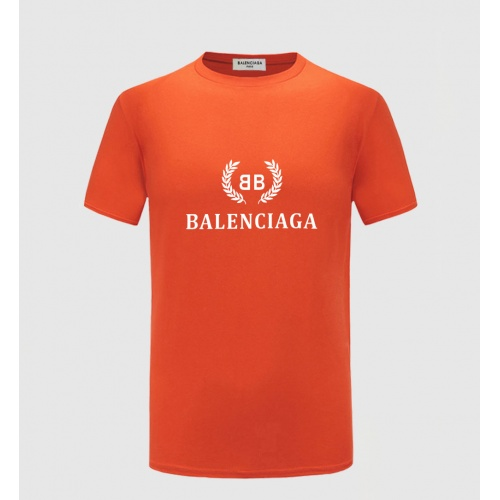 Balenciaga T-Shirts Short Sleeved For Men #855219