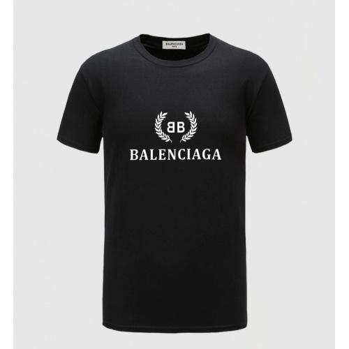 Balenciaga T-Shirts Short Sleeved For Men #855221