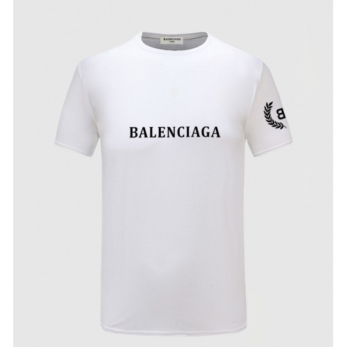 Balenciaga T-Shirts Short Sleeved For Men #855223