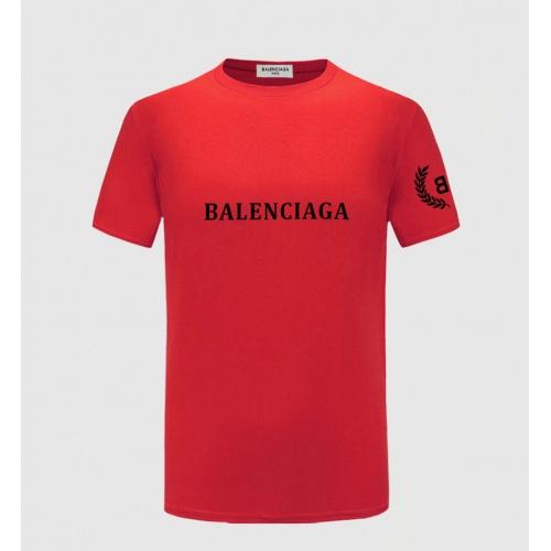 Balenciaga T-Shirts Short Sleeved For Men #855228