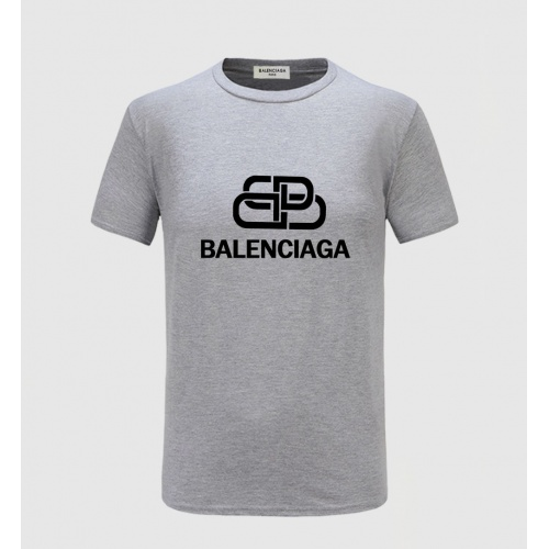 Balenciaga T-Shirts Short Sleeved For Men #855231