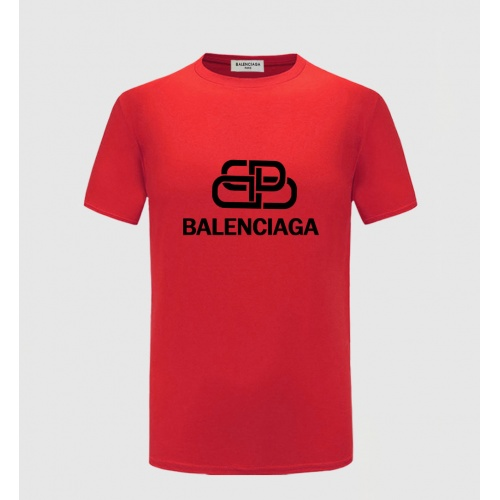 Balenciaga T-Shirts Short Sleeved For Men #855232