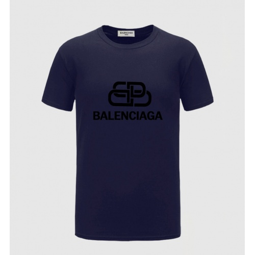 Balenciaga T-Shirts Short Sleeved For Men #855234