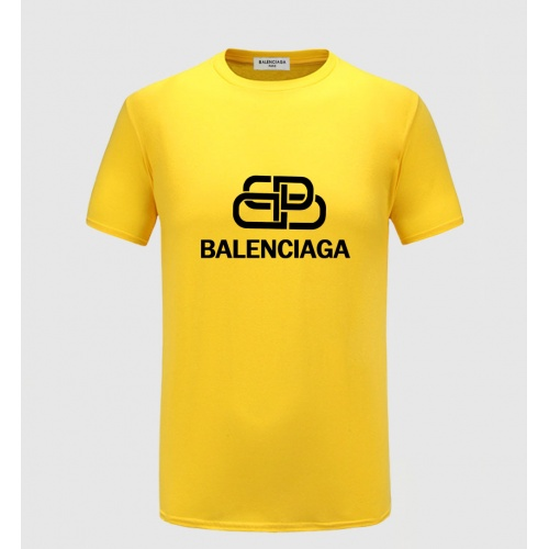 Balenciaga T-Shirts Short Sleeved For Men #855236