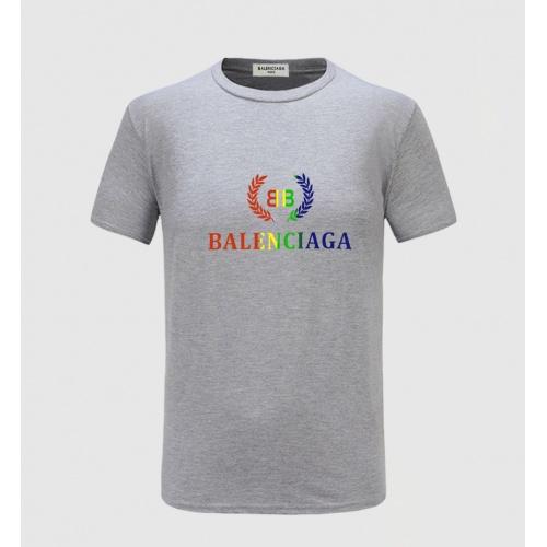 Balenciaga T-Shirts Short Sleeved For Men #855238