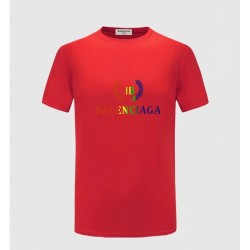 Balenciaga T-Shirts Short Sleeved For Men #855239