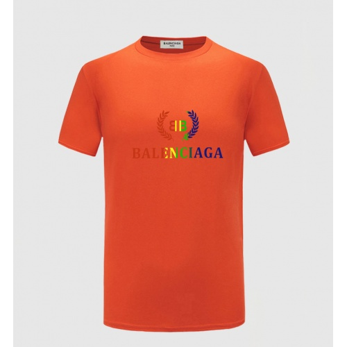 Balenciaga T-Shirts Short Sleeved For Men #855240