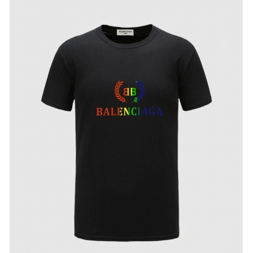 Balenciaga T-Shirts Short Sleeved For Men #855242