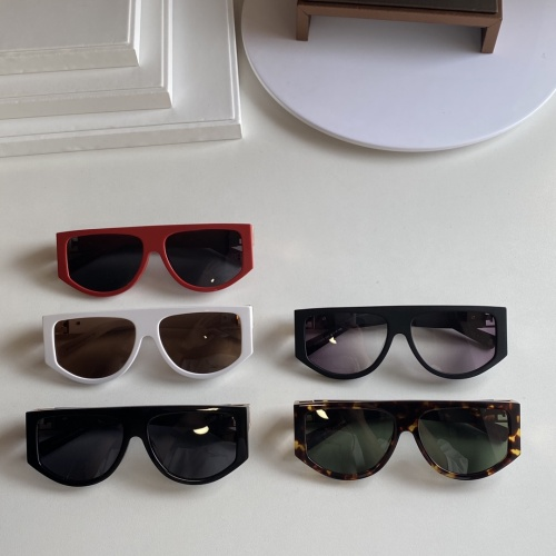 Replica Givenchy AAA Quality Sunglasses #855245 $56.00 USD for Wholesale