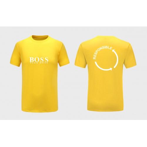 Boss T-Shirts Short Sleeved For Men #855250