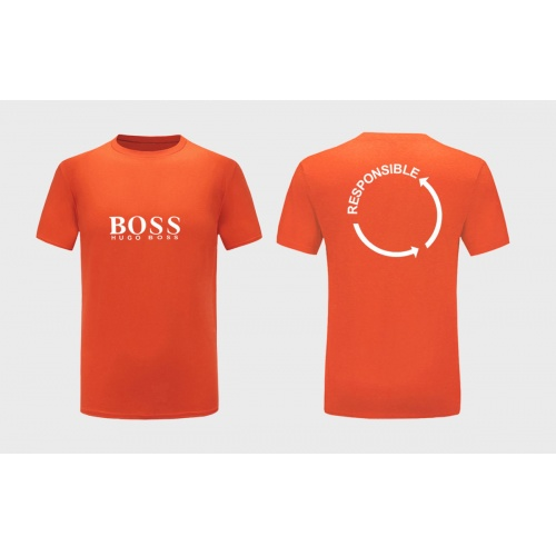 Boss T-Shirts Short Sleeved For Men #855253