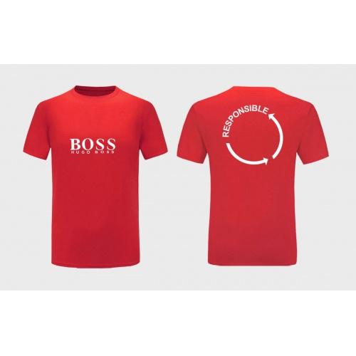 Boss T-Shirts Short Sleeved For Men #855254