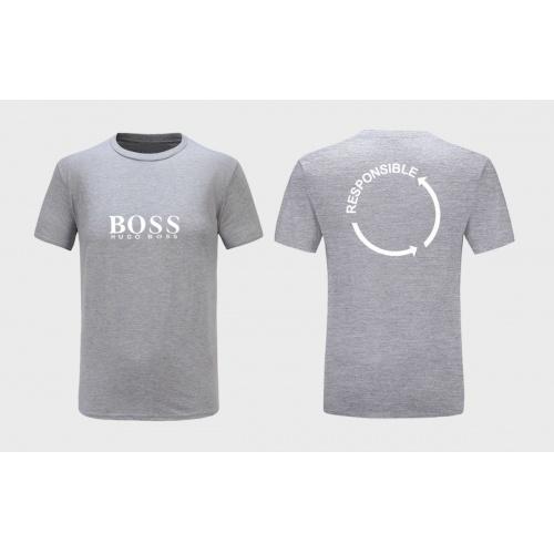 Boss T-Shirts Short Sleeved For Men #855255