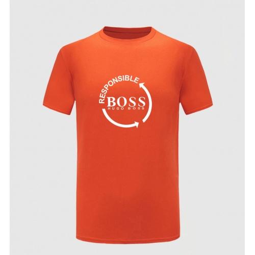 Boss T-Shirts Short Sleeved For Men #855260
