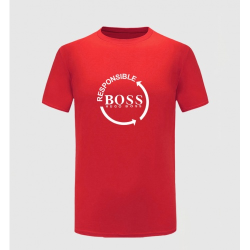 Boss T-Shirts Short Sleeved For Men #855261