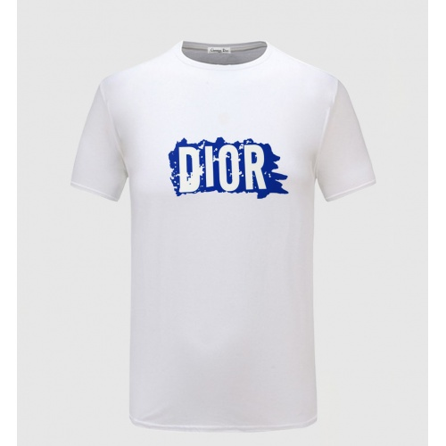 Christian Dior T-Shirts Short Sleeved For Men #855266