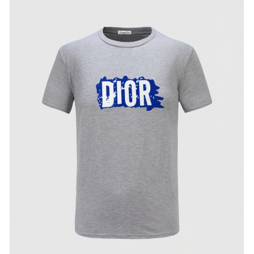 Christian Dior T-Shirts Short Sleeved For Men #855269