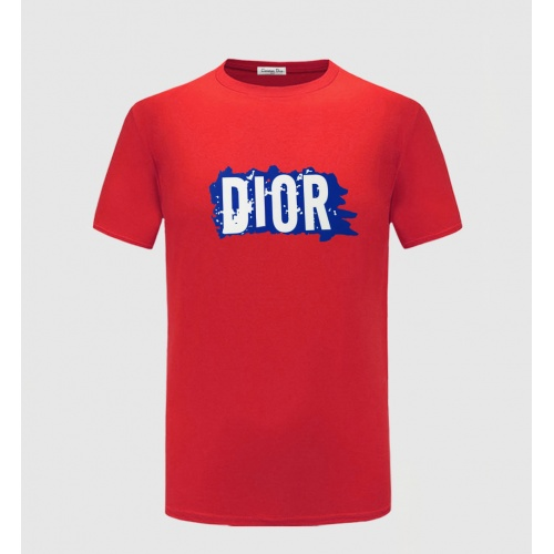 Christian Dior T-Shirts Short Sleeved For Men #855271
