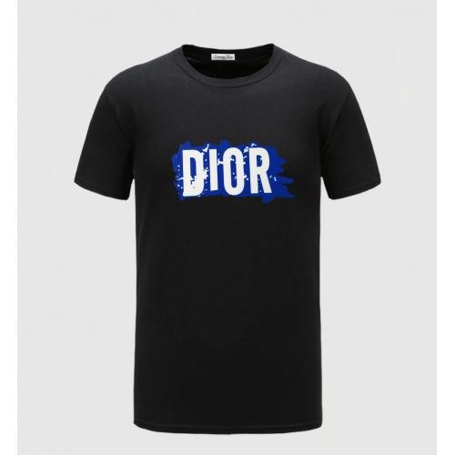 Christian Dior T-Shirts Short Sleeved For Men #855274