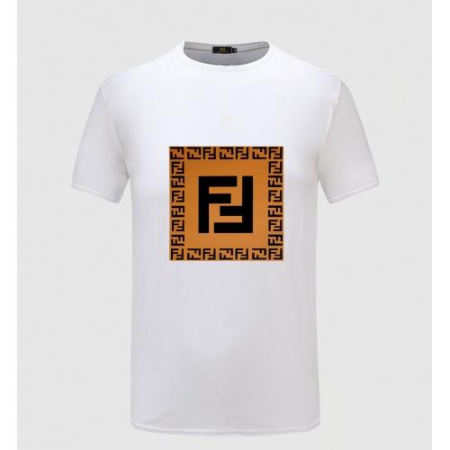 Fendi T-Shirts Short Sleeved For Men #855276