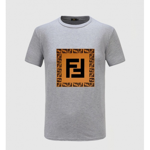 Fendi T-Shirts Short Sleeved For Men #855277